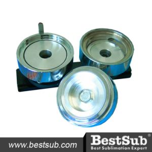 Bestsub 58mm Round DIY Making Badge Mold (MJ58) pictures & photos