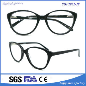 Custom Best Eyewear Brand Acetate Optical Full Frames for OEM pictures & photos