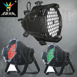 54X3w RGB Mix PAR Can Stage DJ LED Light pictures & photos
