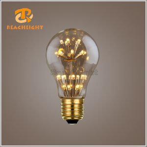 A60 E27 3W LED Star Collection Bulb pictures & photos
