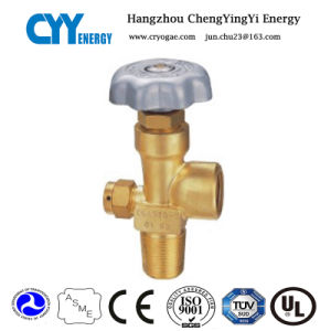Cryogenic O2 Safety Valve Approved by Ce pictures & photos