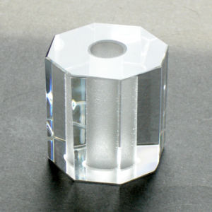Custom Made Crystal Glass Parts