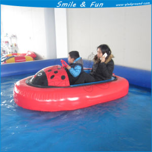 Battery Operated Toy Boat Powred by 12V 33ah for 1-2 Kids with FRP Body and PVC Tarpaulin Tube pictures & photos