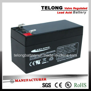 12V1.3ah Rechargeable Sealed Lead Acid Power Battery for Electric Tools pictures & photos