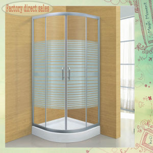 2015 Hot Sales Temper Glass in Stock Shower Cabin (230B) pictures & photos