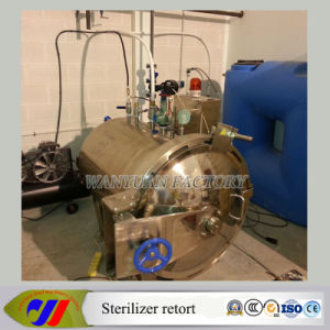 Steam Water Spray Sterilizer Autoclave Retort for Glass Jars pictures & photos