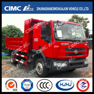 Dflz 4*2 Light-Duty Dump Truck (with 10-15 tons capacity and 150HP) pictures & photos