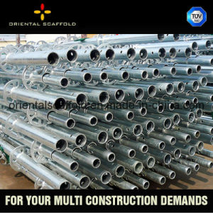 Ringlock Scaffold for Construction pictures & photos