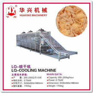 Lq-Cooling Machine (Snack Food Machine/Shrimp Stick/Prawn Cracker) pictures & photos