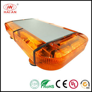 LED Mini Aluminum Lightbar Universal to Both Short Lightbars Row Type Lights LED Warning Raffic Lightbar pictures & photos