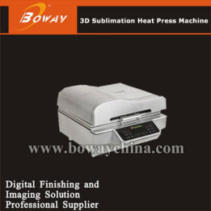 Boway Cell Phone Case Mug Crystal Rock Plate Automatic 3D Sublimation Vacuum Heat Press Transfer Print Machine pictures & photos