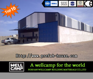 with Brick Wall Steel Sheet Steel Structure Building pictures & photos