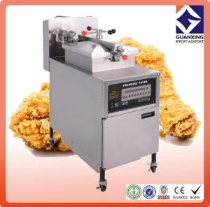 Chicken Machine/Pressure Fryer (CE and manufacturer) /Commercial Chicken Pressure Fryer/New Commercial Electric Fryer pictures & photos