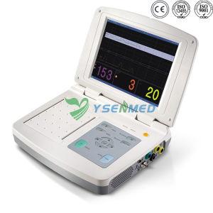 Ysfm100 Hospital Hot Sale Fetal Monitor Ctg Machine pictures & photos