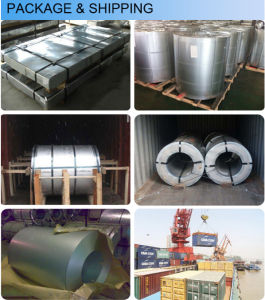 Cold Rolled Steel Coil (CRP) pictures & photos
