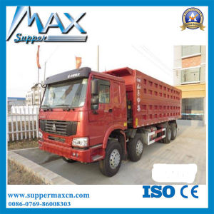 Sinotruk HOWO 371HP 40ton 50ton Dump Truck 12 Wheeler for Algeria pictures & photos