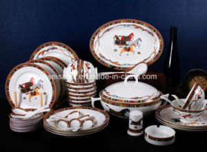 Jingdezhen Porcelain Tableware Kettle Set (QW-0090) pictures & photos