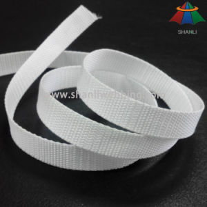 Wholesale 3/4 Inch White Lightweight Polypropylene Webbing pictures & photos