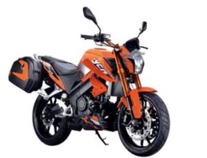 New Design Good Quality Sport Motorcycle 200cc (HD200-20) pictures & photos