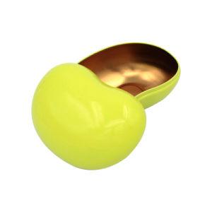 Bean Shaped Tin Box (B001-V1) pictures & photos