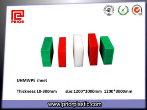 100% Plastic UHMWPE Sheet Manufacturers pictures & photos