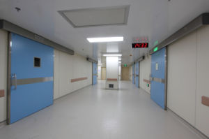 Hospital Crashworth PVC and Aluminum Wall Guard pictures & photos