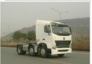 Sinotruk Chinese HOWO A7 White Tractor for Sale pictures & photos