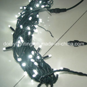 LED String Light Rubber Cable IP44 for Outdor Use