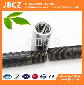 Building Material Rib Peeling Roll Stamping Rebar Coupler pictures & photos