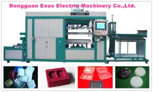 PLC Control BOPS, HIPS, PS, PVC and Pet Plastic Vacuum Forming Machine