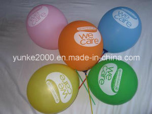 Higher Quality Helium Printed Latex Balloon (CB-907)