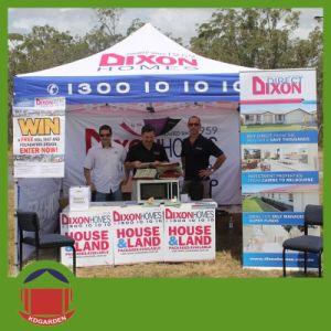 Customized Top Quality Printing Gazebo Tent pictures & photos
