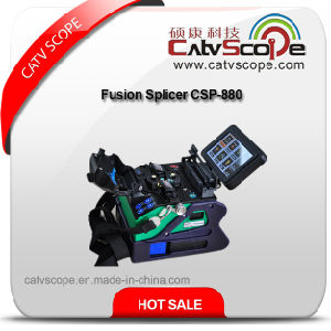 Optical Fiber Fusion Splicer Csp-800