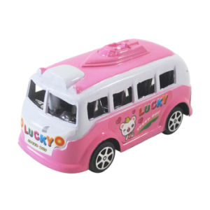 Cheap Promotion Plastic Pull Back Car Toy pictures & photos