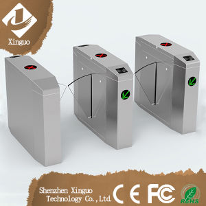 RFID Card Subway High Speed Flap Barrier Turnstiles pictures & photos
