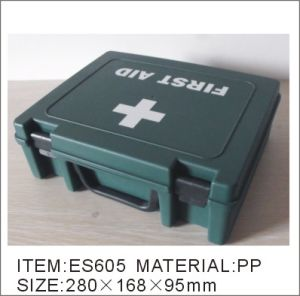 China Factory Useful First Aid Kit Bags First Aid Box pictures & photos