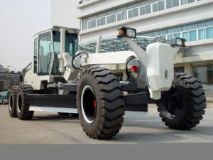 Top Quality Motor Grader of Gr215 with 215HP pictures & photos