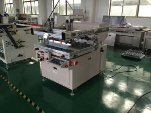 Clam Shell Screen Printing Machine pictures & photos