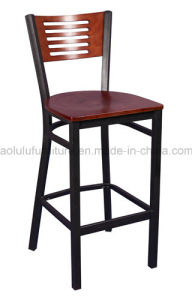 Hot Sell Wood Back Barstool / Bar Chair (ALL-20BS-10)