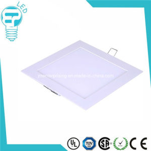 Epistar 18W Recessed SMD Square LED Panel Light pictures & photos
