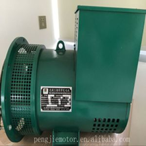St Stc 100% Copper Wire Alternator Sngle Phase AC Synchronous Auto Alternator 220V 5kw pictures & photos