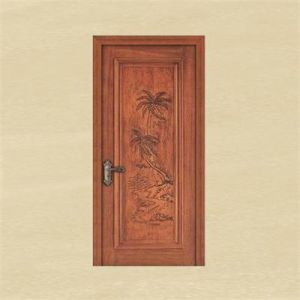2015 High Quality Customized Wooden Door