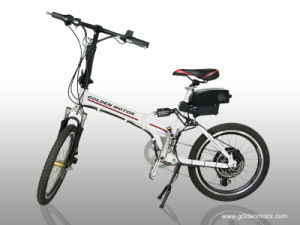 400W Electric Folding Bicycle Folding Ebike, 35km/H pictures & photos