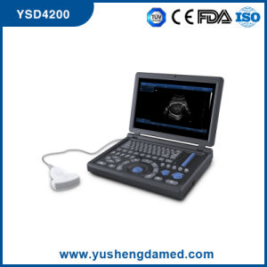 Digital Laptop Portable Ultrasound Machine with CE Approved Ysd4200 pictures & photos