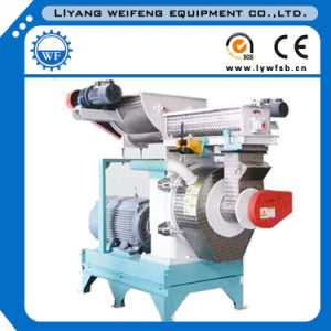 Ce Approved DIN Plus Biomass Wood Pellet Mill Capacity 1-10tph pictures & photos