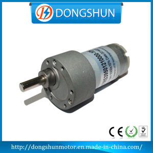 Ds-37RS395 37mm DC Spur Gear Motor 12V