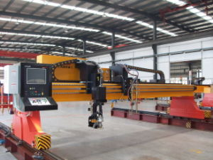 Rotation Gas Cutting Machine pictures & photos