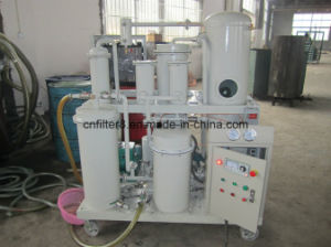 PLC Controlled Fully Automatic Lubricating Oil Purifier (TYA-50) pictures & photos