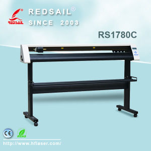 Large Woorking Size Vinyl Cutting Plotter Redsail RS1780c with USB Driver for Sticker Paper