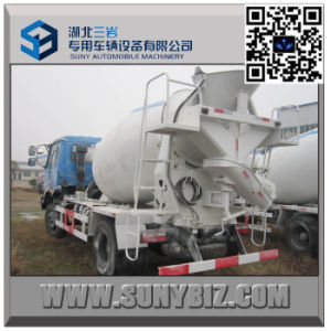DFAC 2000 Litre Cummins Engine Concrete Mixer Truck